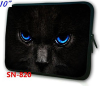 "For Ipad 2/3 9.7'' A Single New! 10""-10.2"" waterproof notebook laptop mini sleeve case bag for Tablet-Blue Eye-820"