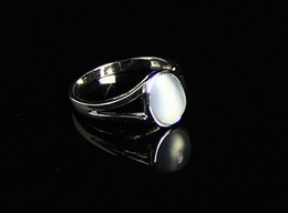 Wholesale Twilight Ring Jewelry Bella Moonstone Wedding Ring Engagement Birthday Valentine s Day New Year Monther Gift