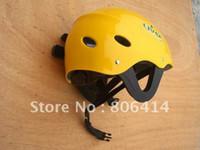 Wholesale rafting paddling kayak whitewater helmet