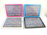 Wholesale Y Pad English Learning Machine hi padmini Educational Music and Led Light hi pad ypad