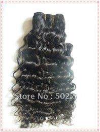 Wholesale Deep curl human Malaysian hair pieces