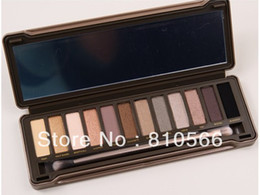 Wholesale 2013 New Naked2 colors palette makeup eyeshadow with a brush x1 g Drop Shipping