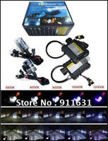 achat en gros de ballast xénon 35w h1-Car Xenon H7 HID kit H1 H3 H8 H9 H10 H11 H16 9005 9006 HB3 HB4 35W ballast mince 12V DC