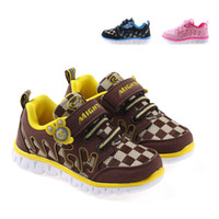 Wholesale Mighty mouse spring and autumn male girls shoes child sport shoes cm