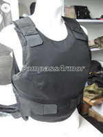 Wholesale Medium Size Female Woman Concealed Bulletproof Vest with cost