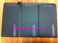 Wholesale Excellent Quality mAh inner li ion replacement battery for ipad Singarpore Post
