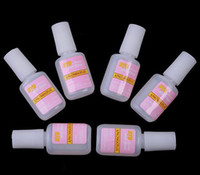 other   Freeshipping NAIL GLUE For False French Tips Nail Art 20pcs lot High Quality Nails Care Product Wholesale 355