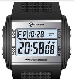 2015 new hot black Casual fashion watches waterproof sport boy watch girl watch utility electronic watch