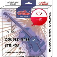 Wholesale Alice alice double bass a1000 string big bass string