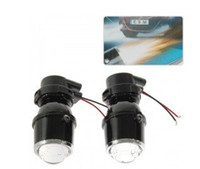Cheap High Quality 2PCS Professional Auto Fog Lights Bumper Lamps Kit Replacement