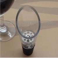 Wine Aerator Pour Spout Bottle Stopper Decanter Pourer Aerat...