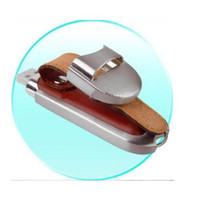 Wholesale 512GB leather Flash Memory Pen Stick Thumb Drive USB gift