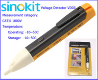 Wholesale Pen Type Non contact Voltage Detector IAC D