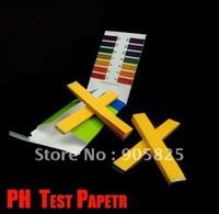 Wholesale Freeshipping sets set strips PH test paper Water pH test full range PH Litmus Strips
