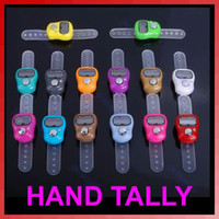 Guangdong China (Mainland) D1342 ring Free Shipping 10pcs lot Mini 5-Digit LCD Electronic Digital Golf Finger Hand Held Tally Counter