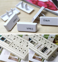 Wholesale Keyboard Sockets Against Electric Shock Power Supply Socket Cover Baby Security Protection Outlet