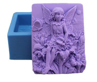 Wholesale resin Soap Molds Mould For Soap Candle Candy Jelly Cake Craft cutter handmade soap