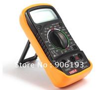 ammeter circuits - DIGITAL LCD MULTIMETER VOLTMETER AMMETER AC DC METER OHM CIRCUIT TESTER XL830L
