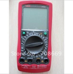 Wholesale UNI T UT90A UT90A Pro environment Digital Multimeter DC AC Volt Amp Ohm Tester
