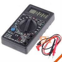 ac checker - AC DC Professional LCD Digital Voltmeter Multimeter Tester Checker