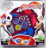 Wholesale Beyblade Toy set beyblade Metal masters arena top beyblade D toy spin top fashion super battle