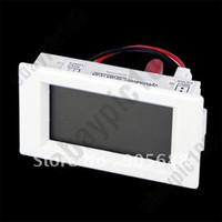 Купить Приборная панель вольтметр-DDH-302 LCD Digital AC вольта Amp 2 в 1 метр панели вольтметр амперметр 5-50А