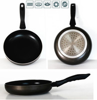 Wholesale 5 Sizes Saucepan Wok Frying Pan Saucepan Aluminum Induction Cooker Universal Kitchen Gadgets