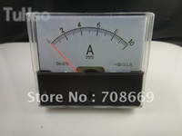 analog panel meters - Analog Amp Panel Meter Current Ammeter DC A A