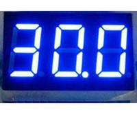 Wholesale 5 DC Digital Voltmeter quot DC V to V Digital Pannel Meter Blue DC V LED Voltmeter