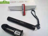 Wholesale 303 in mw nm Handheld Adjust Focus Green Laser Pointer Buren Match amp Kaleidoscope