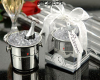 Wholesale Wedding favors It s About Time quot Let s Celebrate Champagne Bucket Timer Wedding Favor