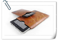 Wholesale Hot Selling quot inch Leather Case Bag For Tablet Pc