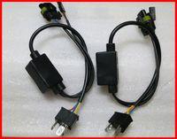 achat en gros de kits de relais hid-20pcs H4 Bi-xénon H4-3 HB2 9003 Xenon HID High / Low Salut / Lo relais Harnais All In One Universal Pour 35W Kits de conversion 55W 12V 20A Xenon HID