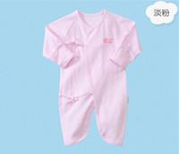 Pink Baby rompers pajamas underwear jumper pjs toddler rompe...