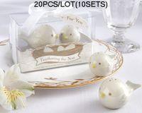 baby nest - Feathering the Nest Ceramic Birds Salt amp Pepper Shakers Baby Favors sets