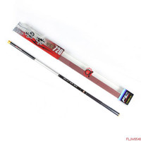 Wholesale High quality New Carbon Fiber Telescopic M Sections Fishing Pole Fish Rod FLJW0540