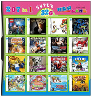 wholesale ds games - F11 GB in Multi games card for DS DSI DSXL DS