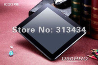 Wholesale 3pcs ICOO D90 PRO inch IPS Capacitive Android Tablet PC RK3066 Dual Core GHz Dual Camera
