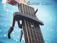 Wholesale The Clamp can be used for quick changing interval degrees For acoustic guitar classic guitar electric guitar H543