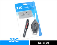 Wholesale JJC CL a kits x CL P1 Lens Pen x Dust Blower Black x Fiber Lens Cloth