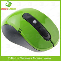 Wholesale High Quality Ghz Wireless Mouse for PC Laptop
