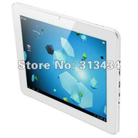Wholesale 10pcs inch Ampe A90 Deluxe IPS Android Bluetooth Tablet PC Allwinner A10 GHz Dual Camera