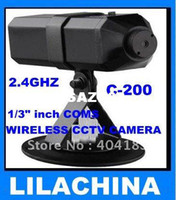 Wholesale 2 GHZ Mini Wireless Camera with CMOS Sensor C