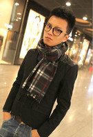 Wholesale 2013 Hottest Scarf Lattice Two sided Warm New Arrival Winter SQG