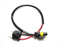 Wholesale 1 H4 hid Power Wire Harness Plug Cord car