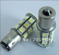 Wholesale 100 smd LED auto lights H11 H8 LED Car Bulb auto lamps S25 BA15S BAU15S BAY15D LED rear lights Turn signal Lights