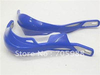 Wholesale 7 quot Blue Hand Guards for Yamaha YZ Wr TT Pw F F R230 R125 R110 handguards
