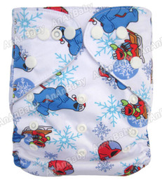 Wholesale New Pattern Printed Cotton Cloth Diapers Without Insert Jctrade Cartoon Diapers Cloth Diaper