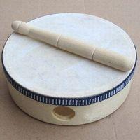 Wholesale Orff instruments hand drum sheepskin quot child musical instrument toy