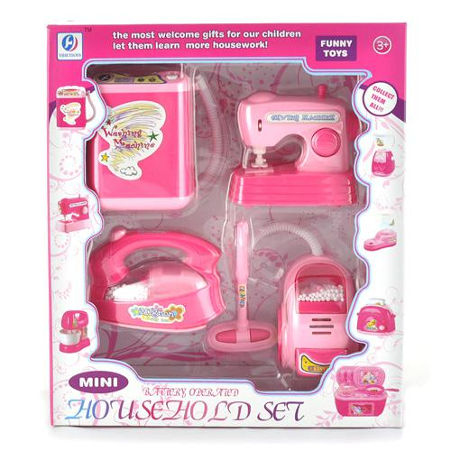 Machine Toys For Girls : Acoustooptical toys electric washing machine sewing